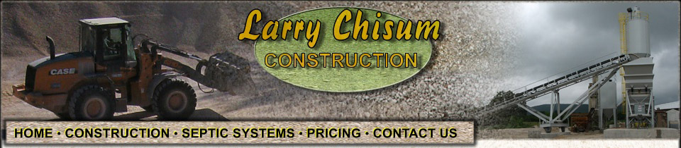 Chisum Construction - Leakey, Texas